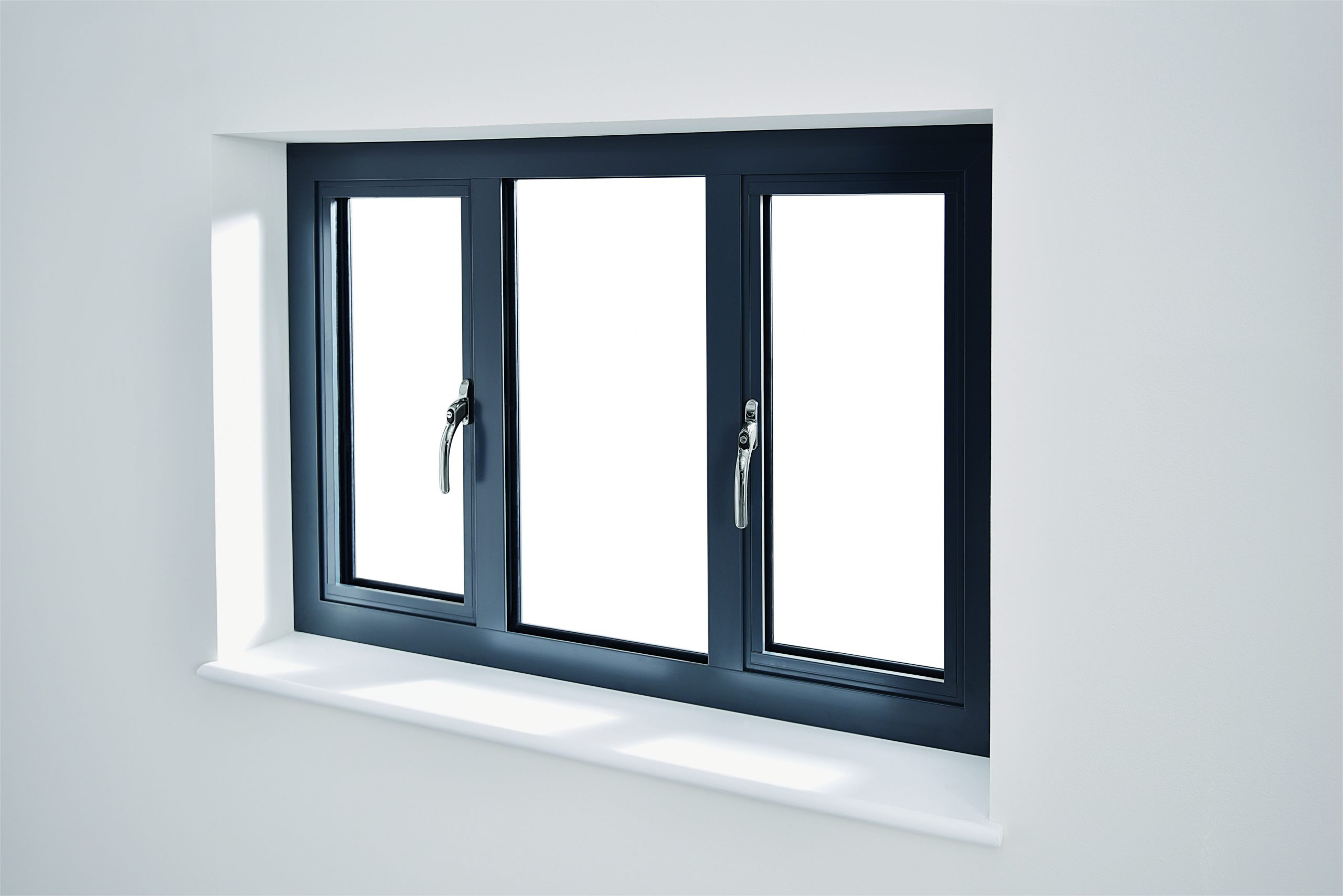 grey aluminium windows milton keynes