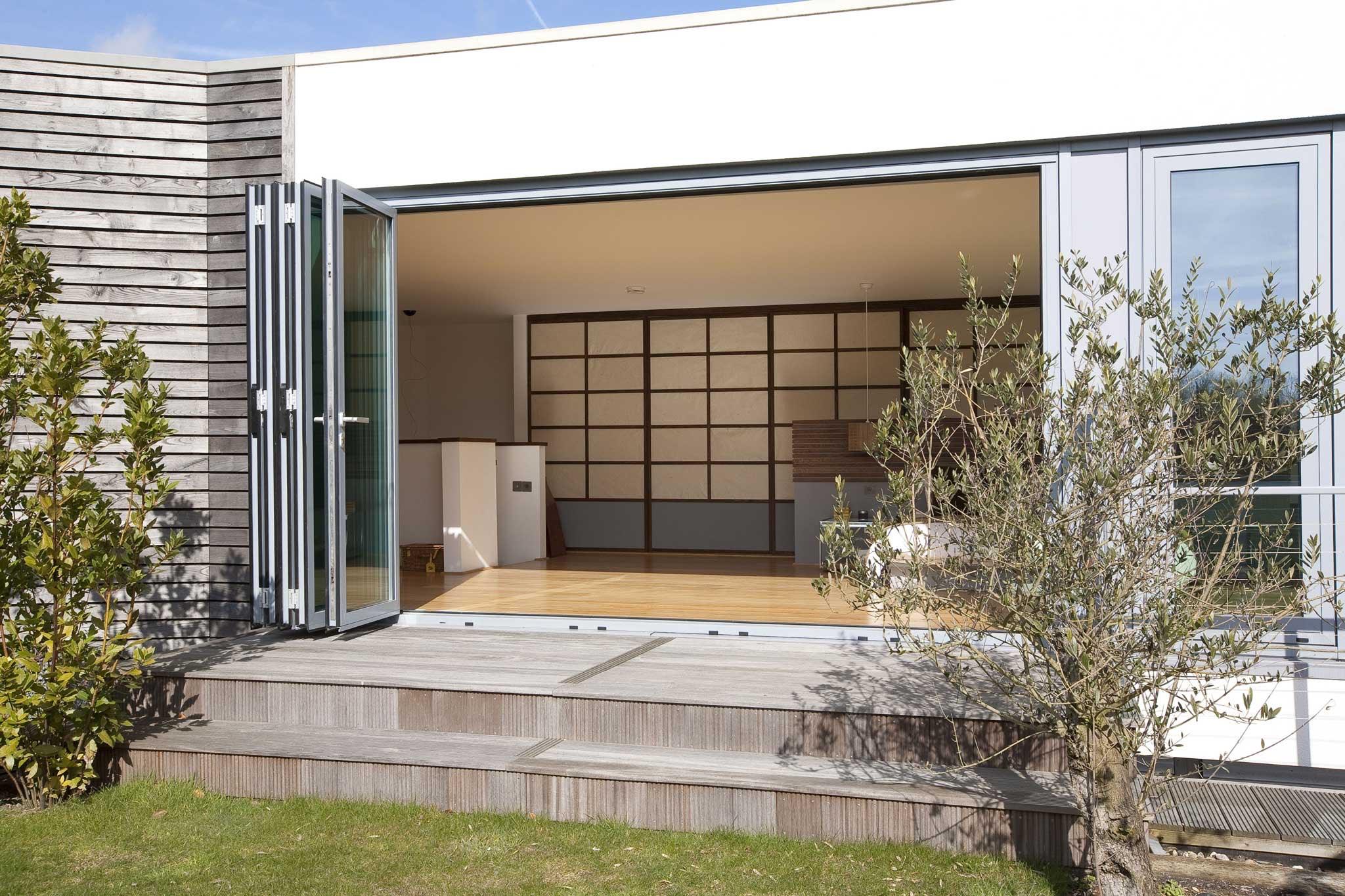 Aluminium Bi-Folding Doors Milton Keynes