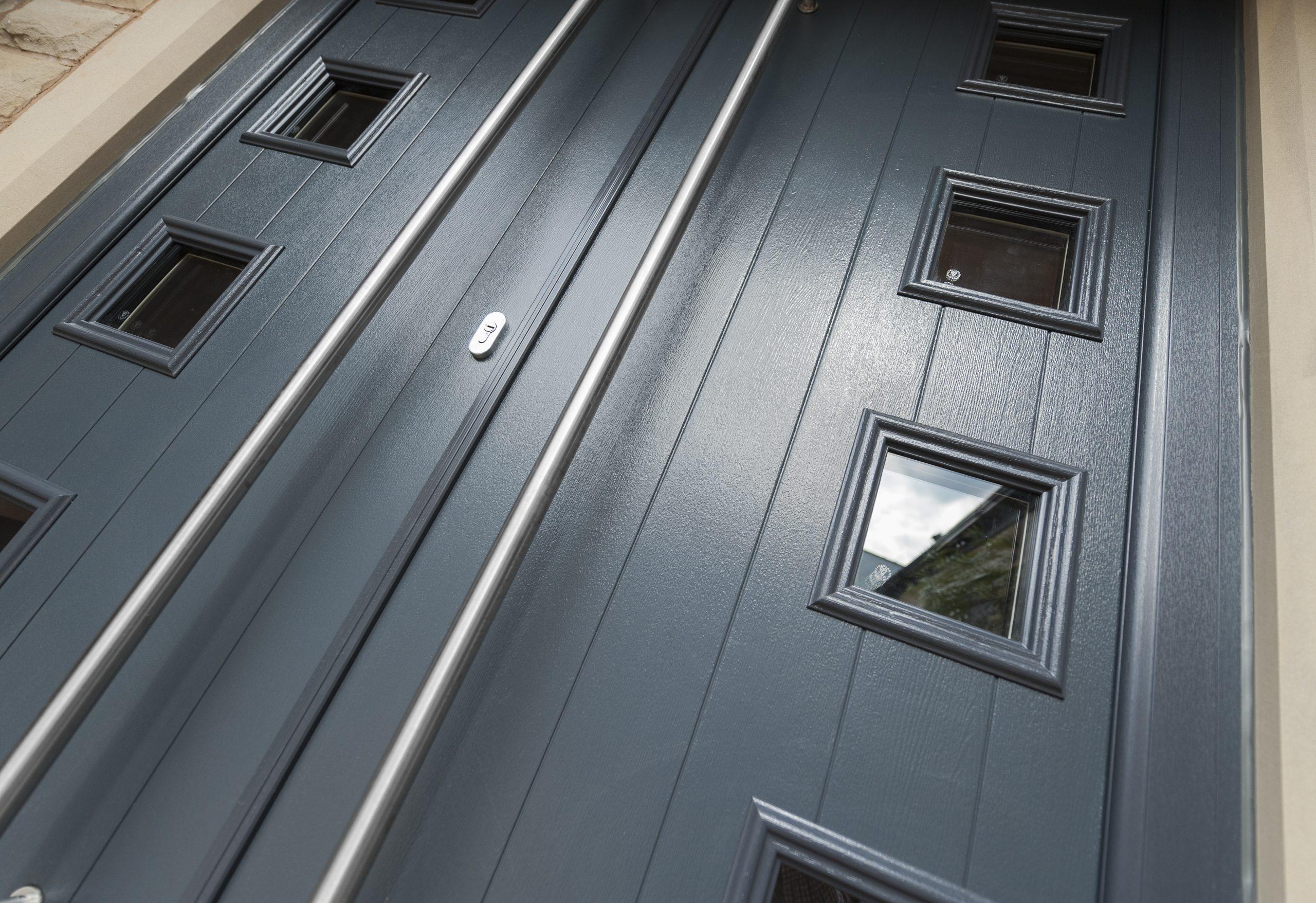 Composite Front Entrance Doors Milton Keynes