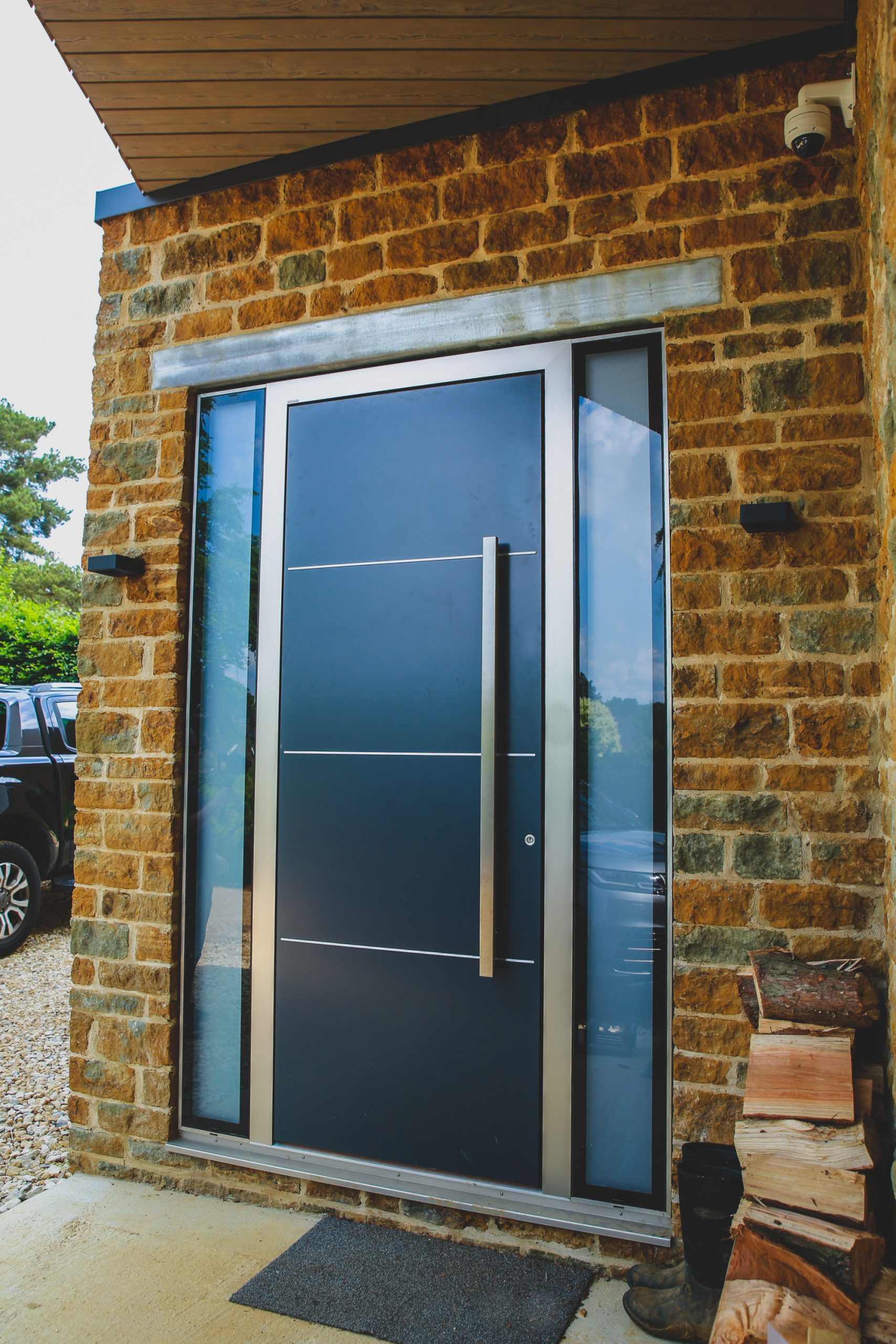 Aluminium Entrance Doors Milton Keynes