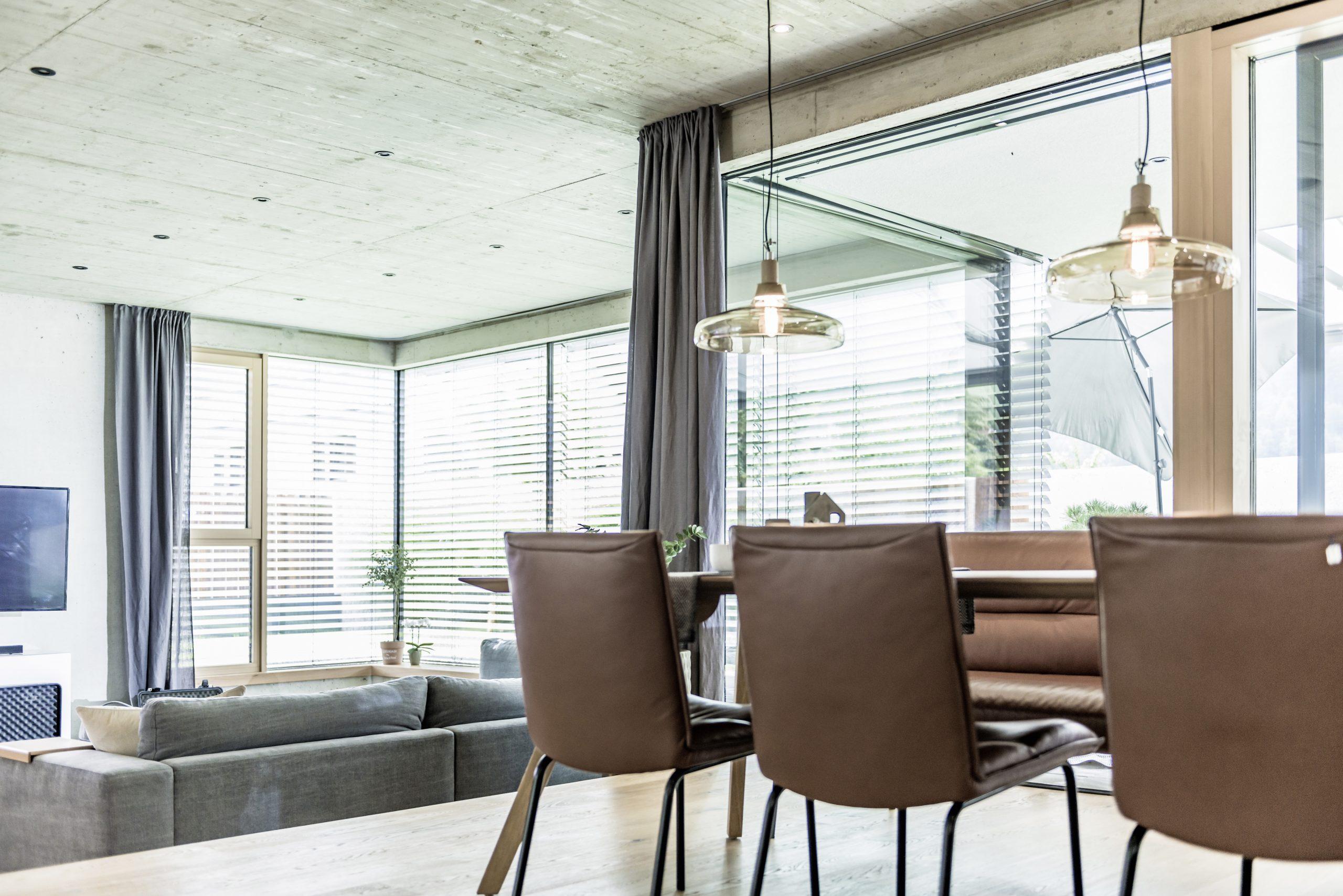 Passivhaus Timber Aluminium Windows Internorm Milton Keynes