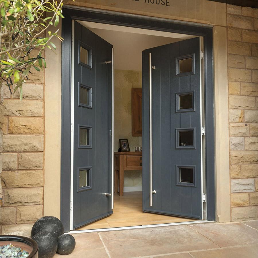 external front door