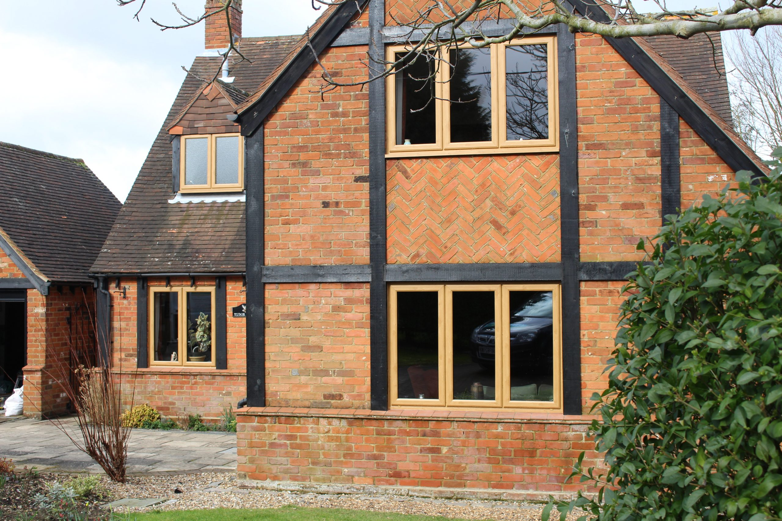wood effect casement windows milton keynes