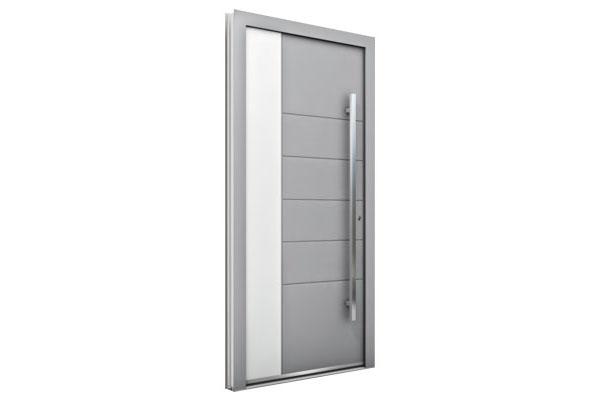 Timber Aluminium Entrance Doors Milton Keynes