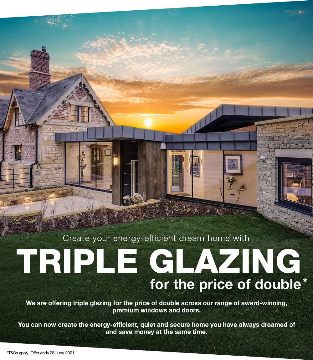 Free Triple Glazing Milton Keynes