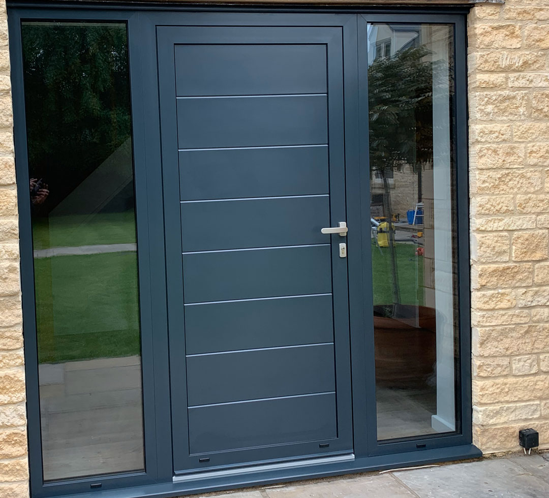 internorm passivhaus doors milton keynes