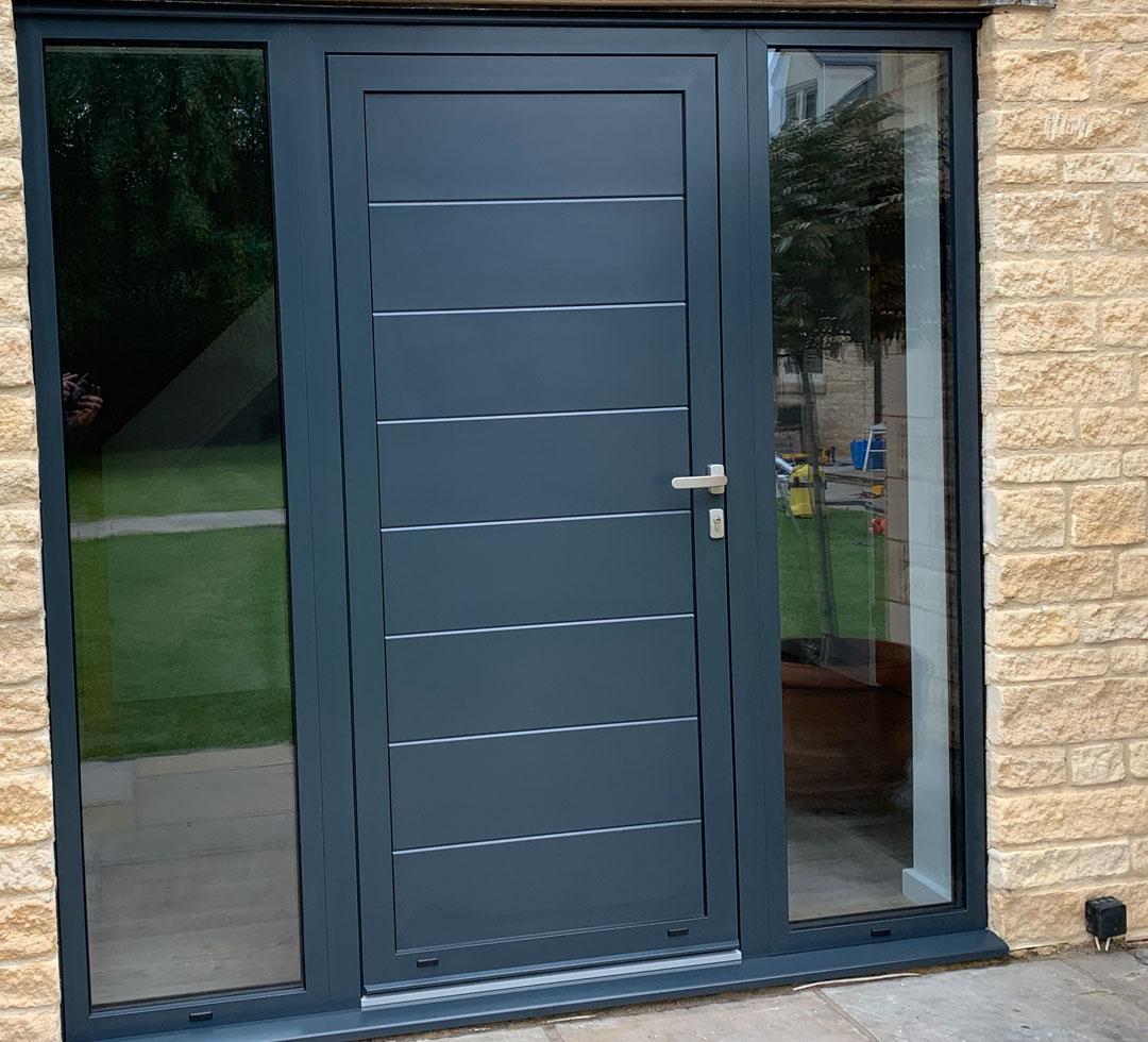 internorm new build doors milton keynes