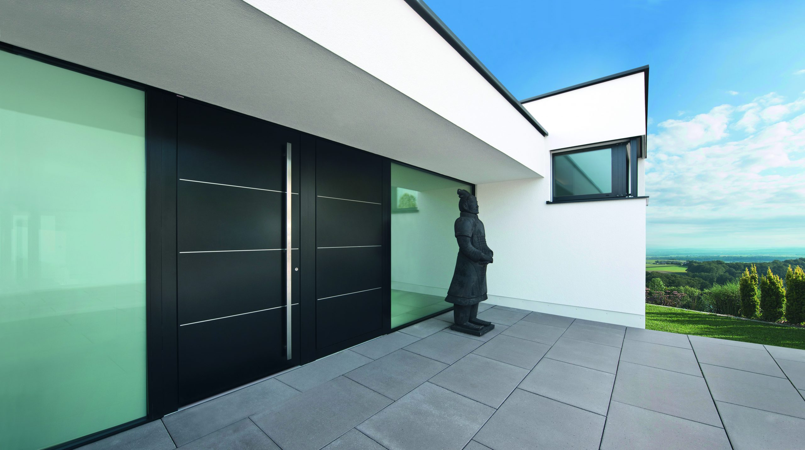 passivhaus doors cost milton keynes