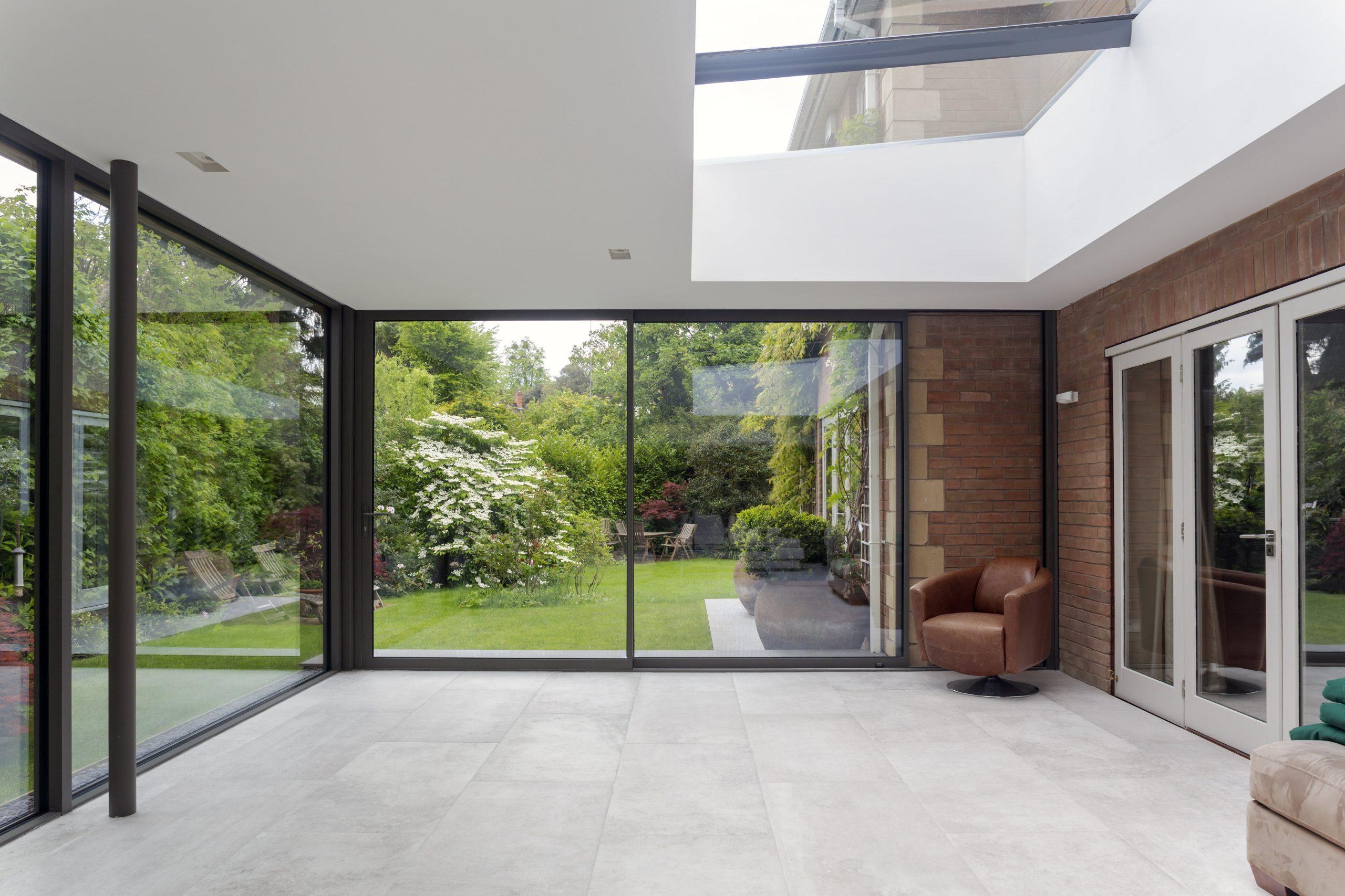 SMART Lift Sliding Doors Triple Glazing Milton Keynes